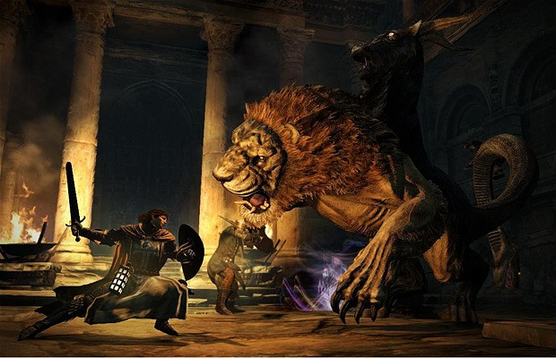 three days of non-stop gaming of Dragon's Dogma; now that's a vacation