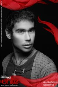 Project Headshot Clinic Unite by Niccolo Cosme -- raising HIV awareness through social media