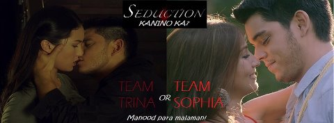 Are you Team Sophia? Or Team Trina? Watch the movie and choose a side. What seduces you?