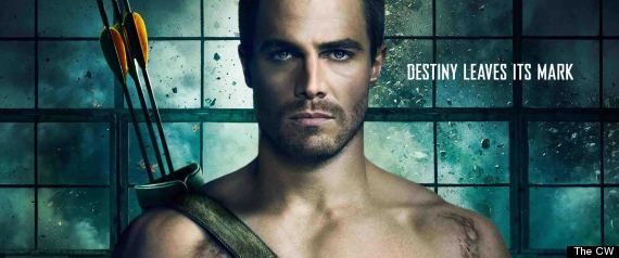 it took a while, but Arrow found its mark and has become one of my regular television habits this season