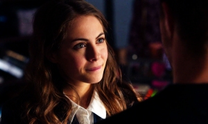 Willa Holland as Thea Queen, in my opinion, the heart and soul of Arrow
