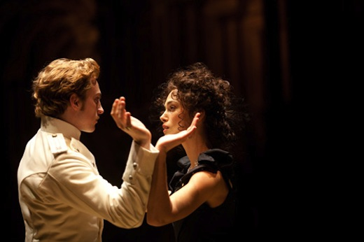 is it film, theater, or ballet? Anna Karenina, through the eyes of Joe Wright, is all three