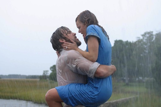 How can you not have any chemistry with Ryan Gosling? How could you not? And Rachel McAdams too? I mean... wow! Fireworks!