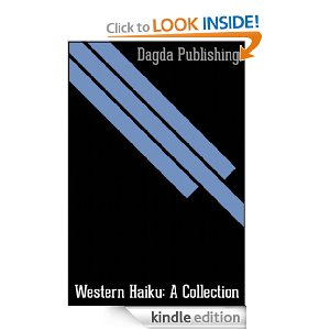 Western Haiku: A Collection -- just took the photo off of Amazon.com because I was too excited to look for an actual photo to use