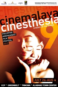 Cinemalaya 2013: a surprising mix of good and bad films that shows the Philippine film industry is in a transitionary state; a point where things might improve, and it's about time
