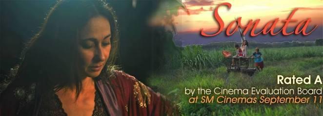 Sonata special screening on October 13 (Sunday), all day in Shangri-La Cineplex 2