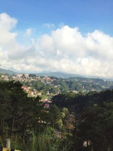 Baguio -- my mountain retreat