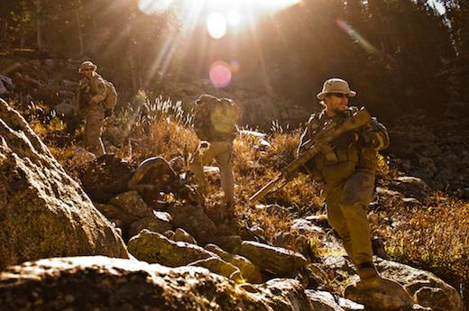 Lone Survivor: exceptional and extremely well-done