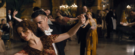 I love Colin Farrell and Jessica Brown Findlay but even they could not save this unromantic film