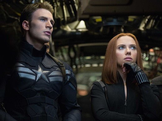 If I were to be really honest, I could just watch Chris Evans and Scarlett Johansson stand there and talk all day but the movie gives them ample time to kick-ass and that's price of admission right there.