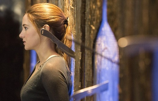 Shailene Woodley hits home in the mainstream as Tris in Divergent
