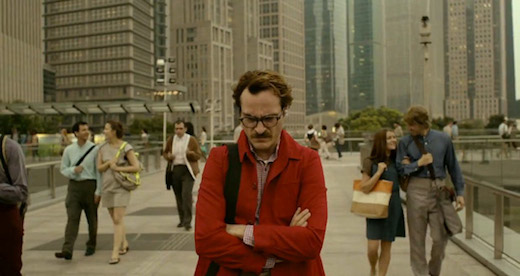 Extremely well-written, I'm happy that Spike Jonze won the Academy Award for Best Original Screenplay -- well deserved!