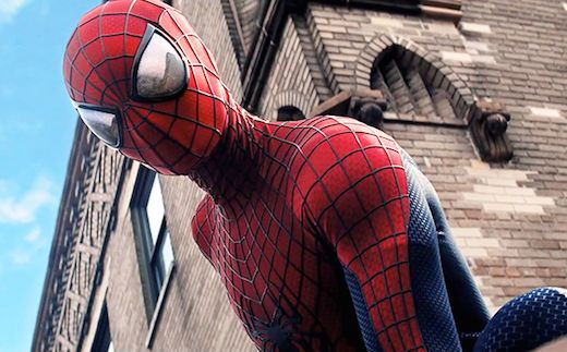 Fantastic visuals aside, The Amazing Spider-Man 2 just really blew my mind and broke my heart. It's so good.