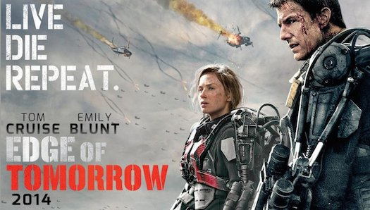 More Emily Blunt, please, and let Tom Cruise do what he does best: be Tom Cruise