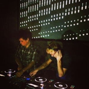 Simian Mobile Disco in the house. Black Market. Awesome spelled out in electronic beats.