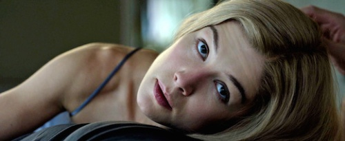 The amazing Rosamund Pike as Amy in Gone Girl just makes a serious play for the A-List and she's made it. Gone Girl is all about Rosamund Pike.