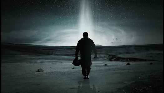For obvious reasons: Interstellar of Christopher Nolan is on the top of the list of most anticipated movie of the year