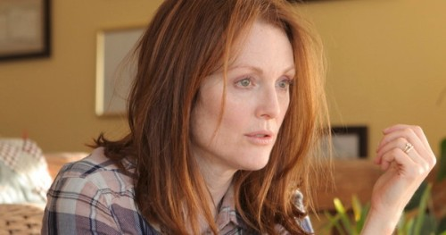 Julianna Moore, in Still Alice, just brought home the Oscar for Best Actress -- if she doesn't win this, I don't know anything any more