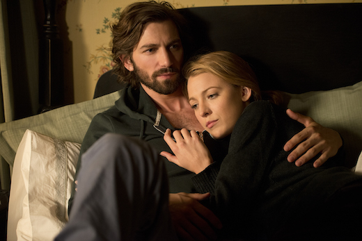 Wonderful chemistry between Michiel Huisman and Blake Lively from the very charming and well-tempered magical romance film The Age of Adaline