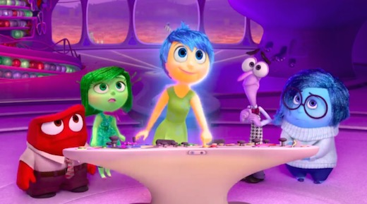 Inside Out is another triumph of fantastic story-telling from the creative minds at Pixar. One day, I'm going to write a movie for them. I'm going to be that good some day.